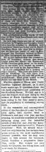 Southern Women and the Bicycle Newspaper Clipping