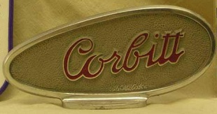 Corbitt hood ornament, circa 1930-1950. Image from the North Carolina Museum of History.