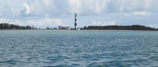 Cape Lookout National Seashore. Image courtesy of the National Park Service.