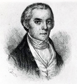 Engraving of Willie Jones by Max Rosenthal. Image from the North Carolina Museum of History.