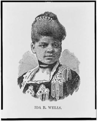 """[Ida B. Wells, head-and-shoulders portrait, facing slightly right]"""