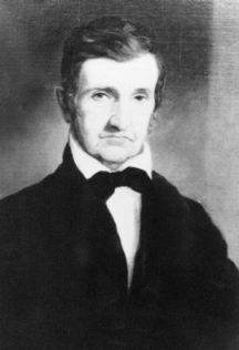 David Caldwell, 1725-1824. Image courtesy of the NC Office of Archives and History.