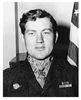 "Jacklyn ""Jack"" Lucas, the youngest Medal of Honor recipient of the twentieth century."