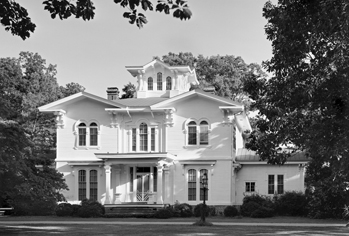 Coolmore. Photograph by Tim Buchman. Courtesy of Preservation North Carolina.