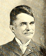 Photograph of Marcus Cicero Stephens Noble. Image from Archive.org.