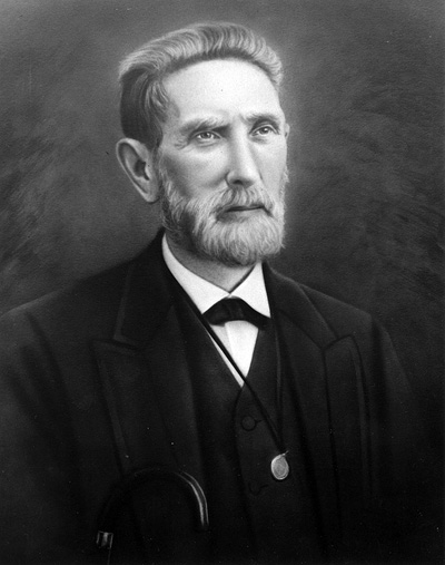 Image of oil portrait of Brantley York [undated]. From  the Duke University Archives Photograph Collection, Duke University Flickr photostream.  Used under Creative Commons CC BY-NC-SA 2.0 license.