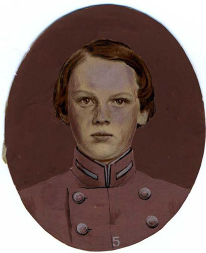 Walter Clark, Twenty-Second NC Regiment, CSA.