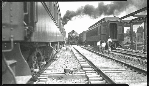 Southern Railway Station, ca. 1929